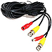 16 Foot Video and Power Extension Cable