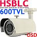 HSBLC License Plate Camera (4-9mm Varifocal Lens, 960H format)