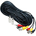 100 Foot Audio, Video, Power Extension Cable