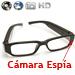 Anteojos Espia HD con 8GB de Memoria (1280x720, 60 min.)