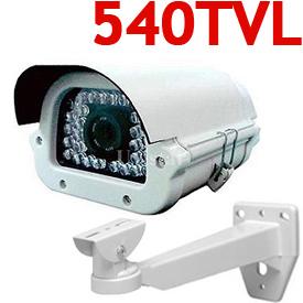 Cámara CCD Sony Super HAD p/Interior o Exterior c/Visión Nocturna de 50m! (Lente de 8mm)